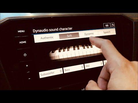 Radio Discover Pro Quick Walkthrough - VW PASSAT B8 2018
