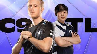 C9 vs TL | Game 3 | Playoffs Round 1 | LCS Summer Split | Cloud9 vs Team Liquid (2021)