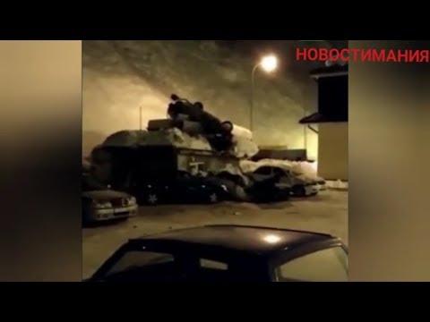 Житель Южной Осетии на скорости 211 км/ч вылетел из Рокского тоннеля