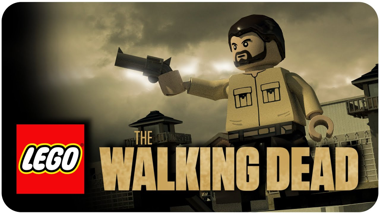 lego the walking dead video game gameplay youtube