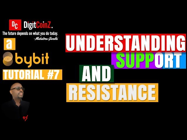 Tutorial 7 - ByBit: Understanding Support and Resistance