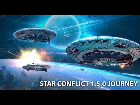 Обзор обновления Star Conflict 1.5.0 Journey