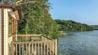 Little Dinham Caravan Park Cornwall