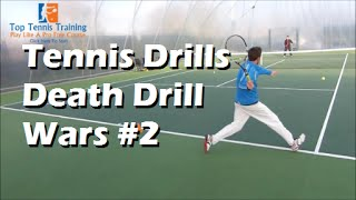 Video Tennis Drills | Death Drill Wars #2 download MP3, 3GP, MP4, WEBM, AVI, FLV Juni 2018