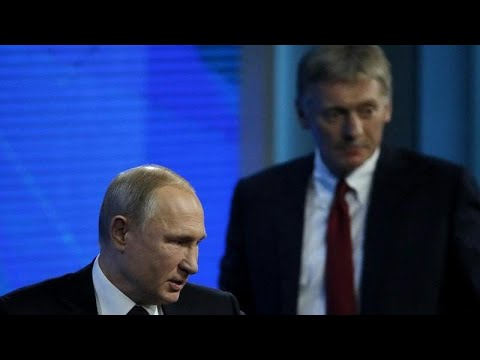 euronews (in Italiano): Il Cremlino non ha intenzione di congratularsi con Zelensky per la vittoria