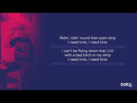 Anderson .Paak ft Kendrick Lamar - TINTS | LYRICS / PAROLES
