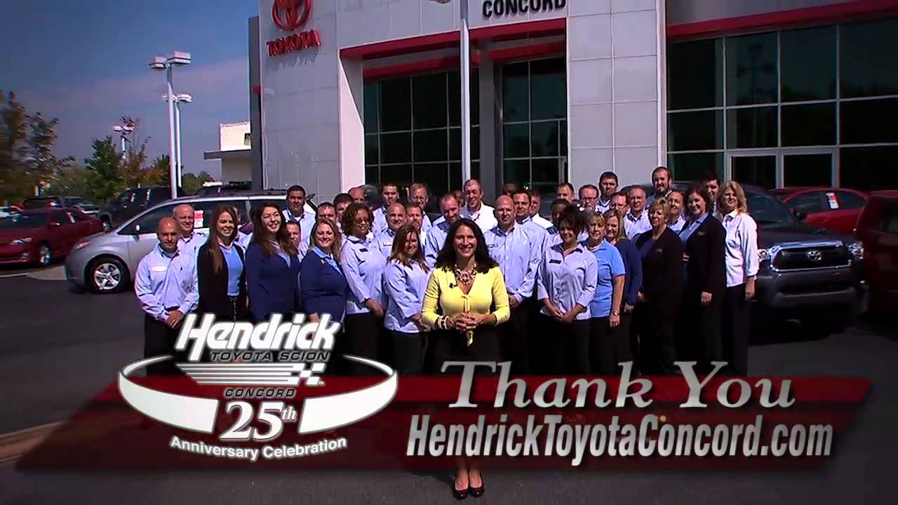 2014 Camry Hendrick Toyota Of Concord Youtube