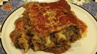 Lasagna (mexican Lasagna) / Cheryls Home Cooking