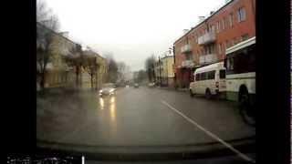 """Уроки вождения,город 5. Автошкола """"Автокласс"""".Ошибки.Смоленск."""