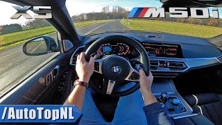 2020 BMW X5 M50i | 530HP 4.4 V8 BiTurbo | POV Test Drive by AutoTopNL