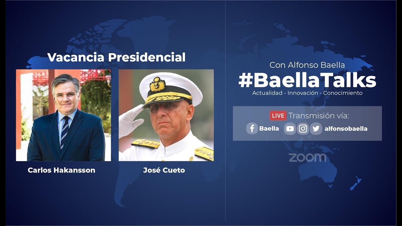 Alfonso Baella entevista al Almirante (r) José Cueto y Carlos Hakansson