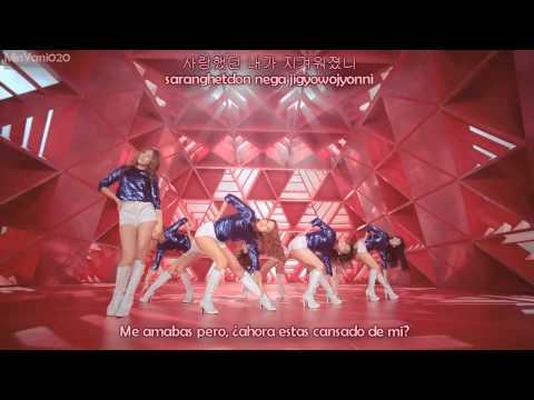 AOA ~ Get Out _ MV (Sub Esp. Han. Rom)