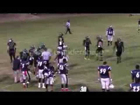 Kevin Page Football Highlights