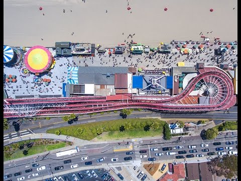 Experience Cities From Above With Crystal Clear Drone Videos