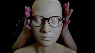 ASMR Gel, Lotion & Oil Massage (No Talking) - Rubbing / Tapping / Stroking