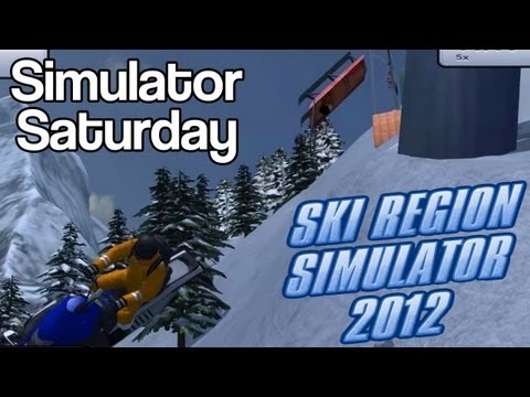 Simulator Saturday | Ski Region Simulator 2012