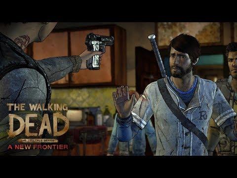 Żołnierz nie Ojciec [#10] The Walking Dead: A New Frontier