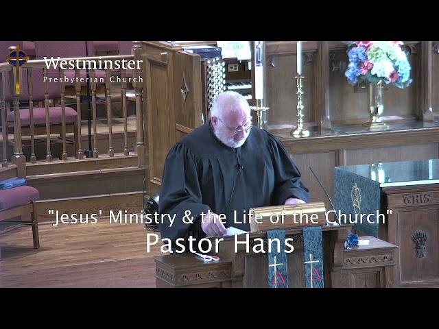 WPC Sermon 7 18 21