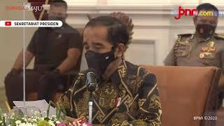 Presiden Jokowi: Urusan Vaksin Gratis, Urusan Menkes - JPNN.com