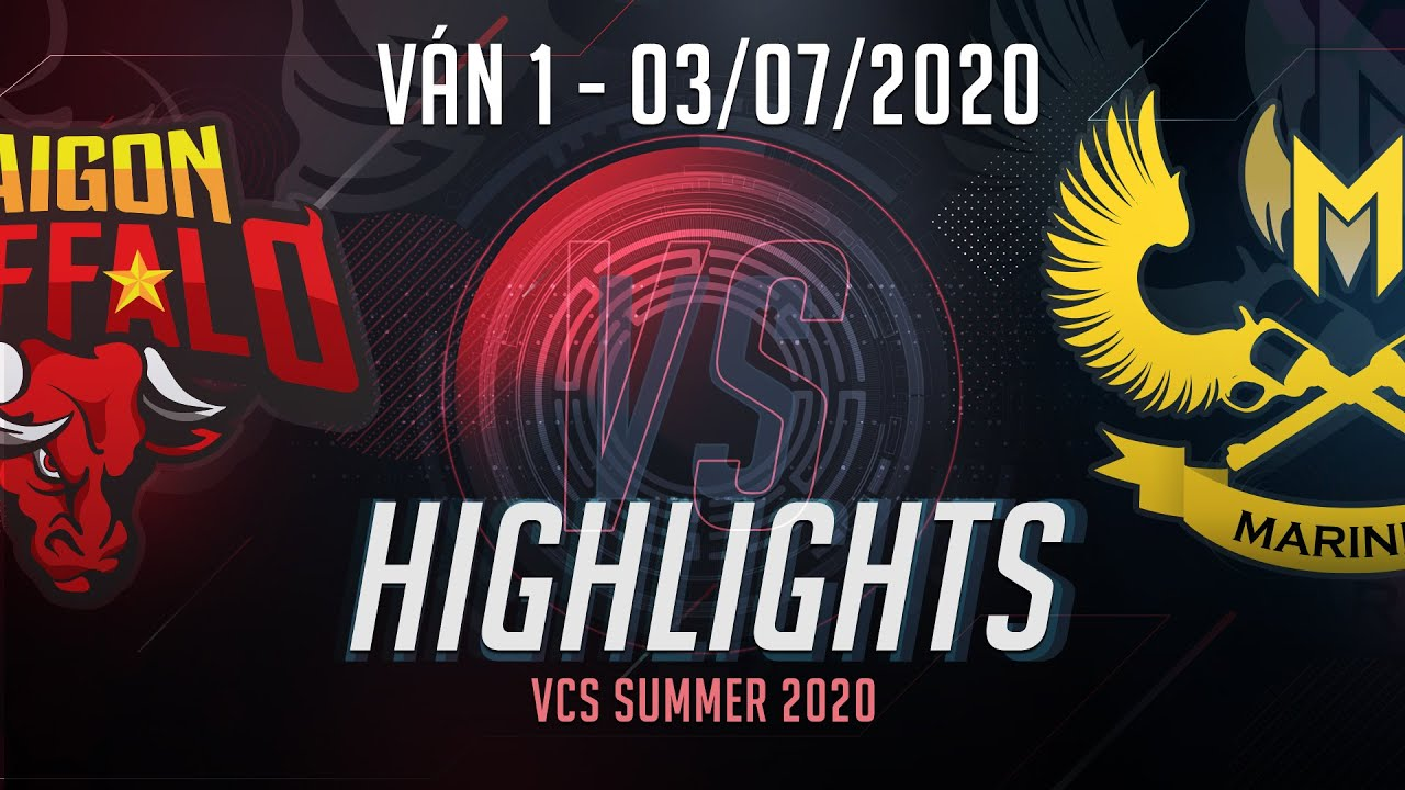 Highlights SGB vs GAM [VCS Mùa Hè 2020][07.03.2020][Ván 1]