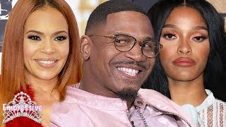 Stevie J marries Faith Evans...and Joseline responds! (MESSY details inside)