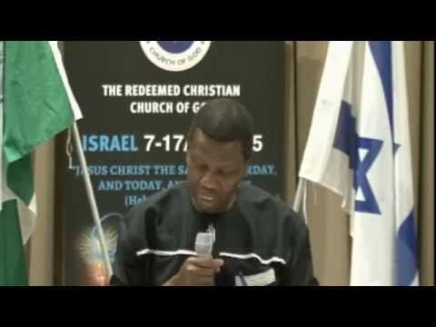 MAY 14 MORNING DEVOTION  - ISRAEL TOUR 2015