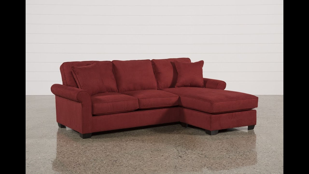 Red Sectional Sofa with Chaise : red sectional sofa with chaise - Sectionals, Sofas & Couches