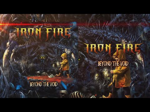 IRON FIRE - Beyond the Void (Lyric Video) // Official Single 2019 // Crime Records