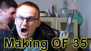 Making OF - Odcinek 35 (Gwiazdka, Kryzys, Niedziela Handlowa)