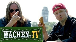 Baking Bread in Wacken - WTF are they doing with our beer? (Subtitled)
