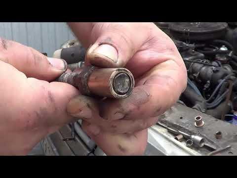 как вытащить втулку стартера на 8 клапанном двигателе