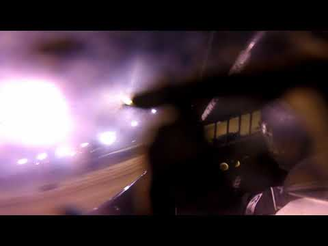 #7 Jared Kane   Rush Late Model   Dog Hollow Speedway   In Car Camera   4 Aug 2018