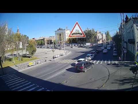 Авария на перекрестке Ленина   Тредиаковского