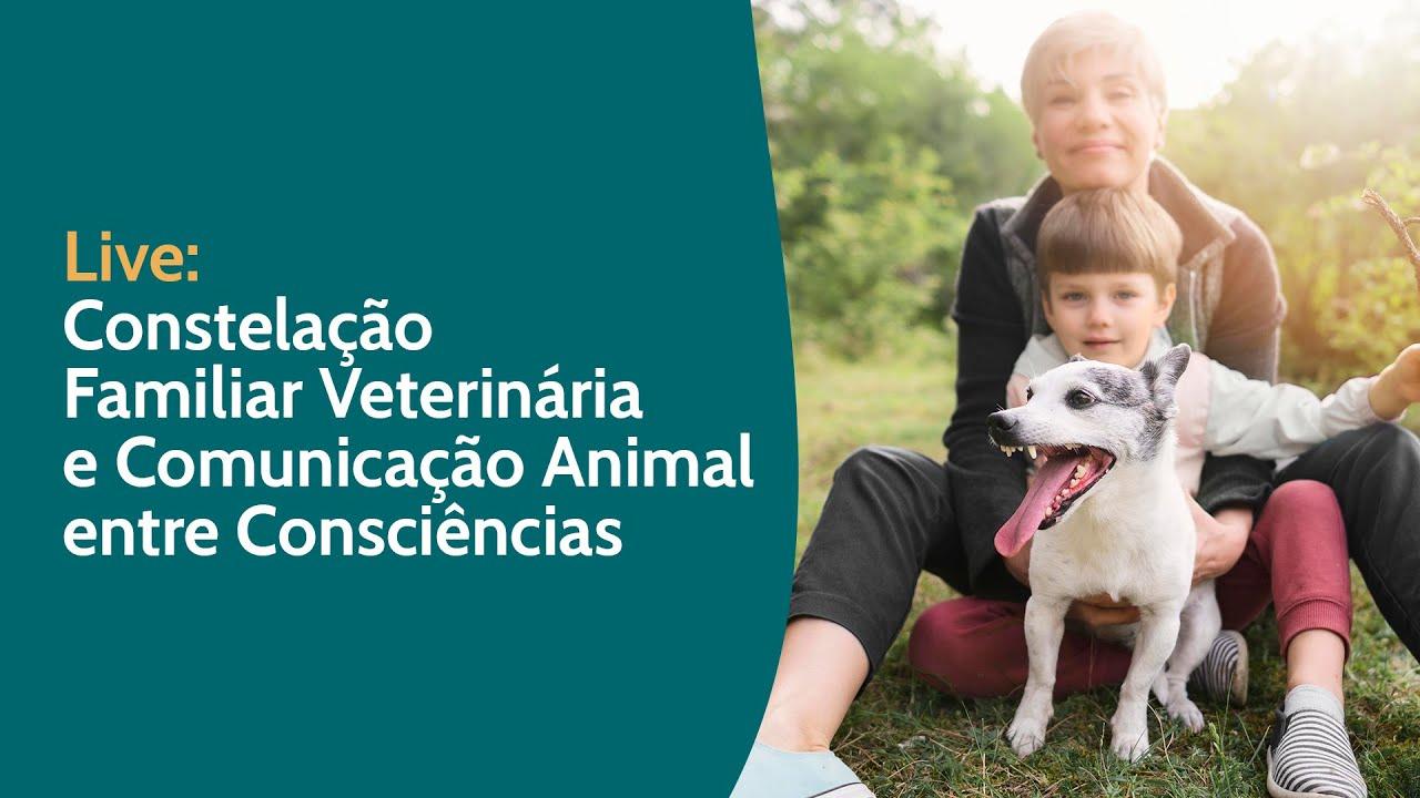 Live: Constelação Familiar Veterinária e Comunicação Animal entre Consciências