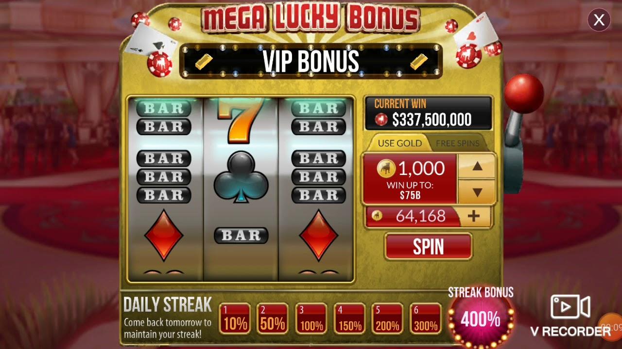Free Zynga Casino Gold
