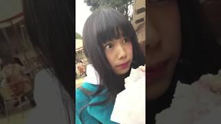 私立恵比寿中学 エビ中 廣田あいか インスタ ストーリー 真山りか りか...