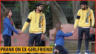 Prank On Ex-Girlfriend ( Gone Emotional ) |  Rishabh Pranks
