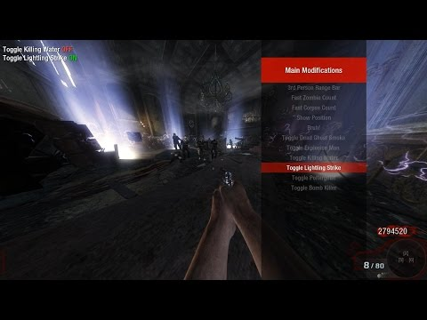 [TUTORIAL] How To Install A Black Ops 1 Zombie Mod Menu On PC? English Tutorial