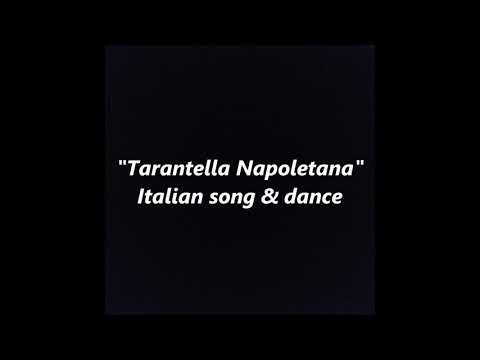 Tarantella Napoletana Italian Wedding dance Naples Italy no LYRICS WORDS BEST TOP no SONG