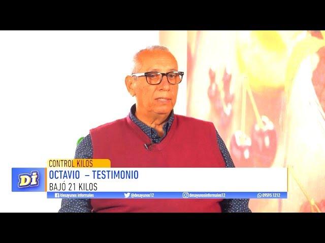 Octavio González en