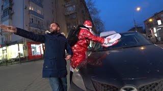 общественное порицание. Дед Мороз на страже СтопХам.(#КириллБунин)
