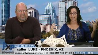 Atheists Must Be Moral Nihilists | Luke - Phoenix, AZ | Atheist Experience 22.05