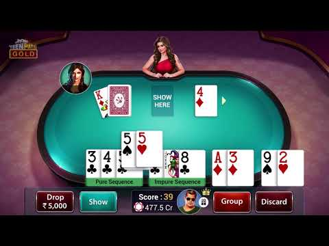 How to Play Rummy - Hindi