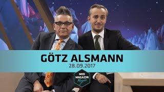 Heute zu Gast im Neo Magazin Royale: Götz Alsmann | NEO MAGAZIN ROYALE mit Jan Böhmermann - ZDFneo