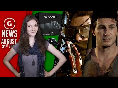MGS V Microtransactions Detailed & Uncharted 4 Release Date - GS Daily News