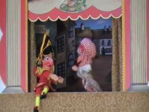 The Punch and Judy Show [ Jolly Good Productions ]