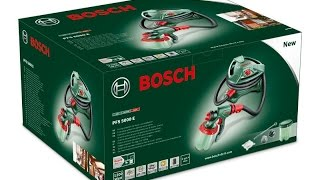 Краскопульт BOSCH PFS 5000E. Обзор.