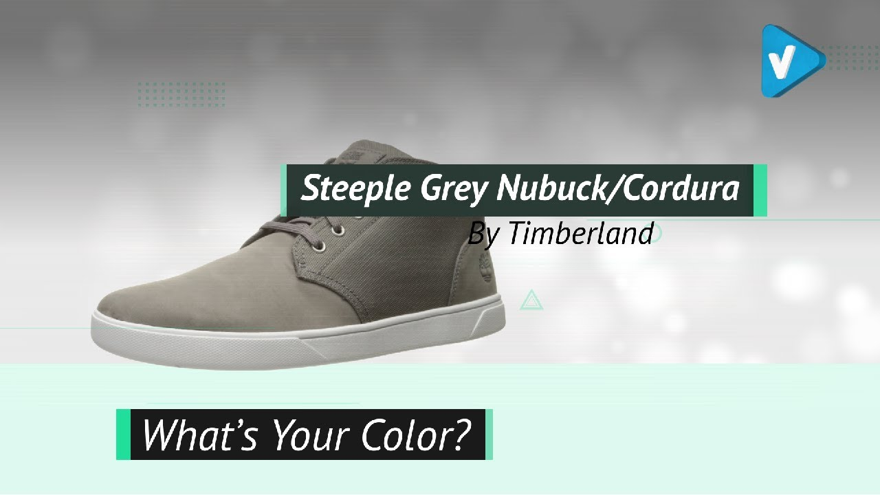 Timberland Men's Groveton LTT Chukka Leather & Fabric Sneaker | Fashion Sneakers 2019