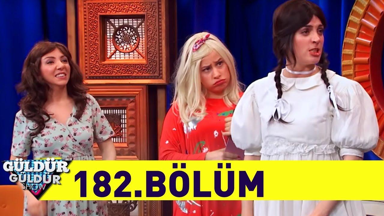Güldür Güldür Show 182 Bölüm Tek Parça Full Hd Youtube