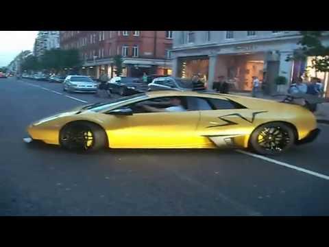 Lamborghini Murcielago LP670 4SV